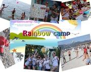 Детский английский лагерь Rainbow camp